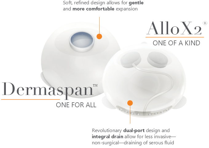 Breast Tissue Expanders