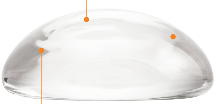 image of Sientra breast implant
